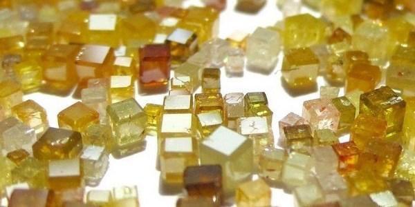 marché du diamant